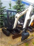 Bobcat E 16, 2014, Mini excavators < 7t (Mini diggers)