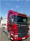 Scania R 560, 2013, Timber trucks