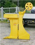 Groundec Viestra 90 Cable Plow، 2021، محاريث