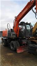 Hitachi 140W, 2009, Wheeled Excavators