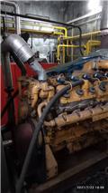 Газовый электрогенератор Caterpillar G 3412, 1999 г., 60000 ч.
