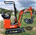 Atlas AC08B, 2018, Mini excavators < 7t (Penggali mini)