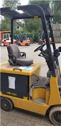 Caterpillar EC 15, 2002, Electric forklift trucks
