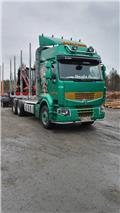 Renault Lander 450, 2012, Timber trucks