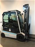 UniCarriers QX2-30 (BE0158), 2015, Electric forklift trucks