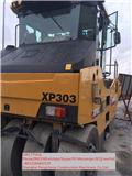 XCMG XP303, 2015, Pneumatic tired rollers