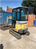 New Holland E 18 SR, 2008, Mini excavators < 7t (Mini diggers)