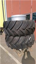 Alliance 600/70R30 Dubbelmontage, 2015, Dual Wheels
