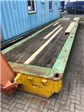 Mavi trailers 40ft, 2000, Pallet wide containers