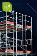 [] Slv-Group , slv-70, 747m2, New scaffolding Plettac, 2020, Andamios