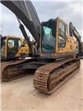 Volvo EC 360 B LC, 2011, Crawler excavators