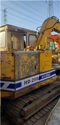 Kato HD 250، 2014، حفارات وسط 7 طن - 12 طن