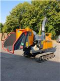Forst TR6 - 672 hours, 2015, Wood chippers