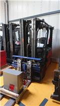 Linde E25, 2013, Electric forklift trucks
