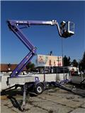 Omme 1830, 2007, Trailer Mounted Aerial Platforms