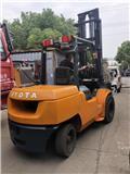 Toyota 5ton, 2014, Diesel Forklifts