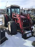 TYM T700, 2006, Compact tractors