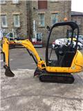 JCB 8014, 2011, Mini excavators < 7t (Mini diggers)