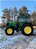 John Deere 6190 R, 2012, Traktorer
