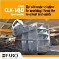 Fabo CLK-140   320-600 TPH PRIMARY JAW CRUSHER, 2020, Kırıcılar