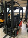 Linde E16C-02, 2018, Electric forklift trucks