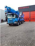 Scania / Liebherr LTF1060.4.1, 2010, Rough terrain cranes