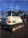 Hidromek HMK 140 LC, 2016, Crawler excavators