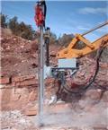 挖掘机改装钻机 挖机改装切削钻机, 2018, 중형 드릴 장비