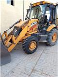 JCB 3 CX, 2007, Tractopelle