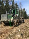John Deere 1510, 2019, Forwarderid
