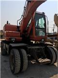 Doosan DH 140, Wheeled excavators