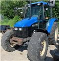 New Holland TS 100 A, 2001, Tractores