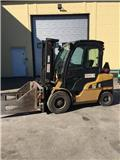 Caterpillar DP 30 N, 2007, Diesel heftrucks