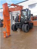 Hitachi ZX 145 W-6, 2019, Wheeled Excavators