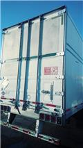 Utility Reefer Trailer, 2007, Box body trailers