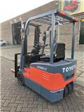 Toyota 7FBE13 1300KG 3METER HEFTRUCK, Electric Forklifts