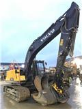 Volvo EC 220 E, 2020, Excavadoras sobre orugas