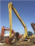 Komatsu PC 340 LC-7, 2003, Long / High Reach excavators