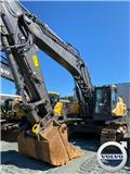 Volvo EC 380 D L, 2013, Crawler excavators