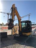 JCB 55 Z-1, 2019, Mini Excavators <7t (Mini Diggers)