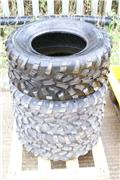 JCB Workmax, Tires