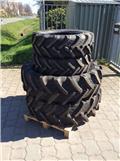 BKT vorne:280/70R20 , hinten: 380/70 R28, Tyres, wheels and rims