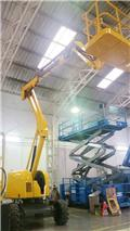 Haulotte HA 16 PX, 2003, Articulated boom lifts