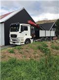 MAN TGS35.440, 2008, Crane trucks