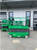 KB-Lift S-100N, NEW 10m electric scissor lift, warranty, 2019, Radne platforme na makaze