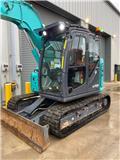 Kobelco SK 75 SR, 2019, Mini excavators  7t - 12t