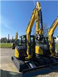Yanmar Vio57-6B mit DPF & Powertilt, 2021, Mini Excavators <7t (Mini Diggers)