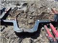 Komatsu 895, Redskap till skogsmaskiner