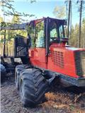 Valmet 860, 2005, Forwardery