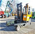 Combilift C 4000, 2004, 4-way reach truck